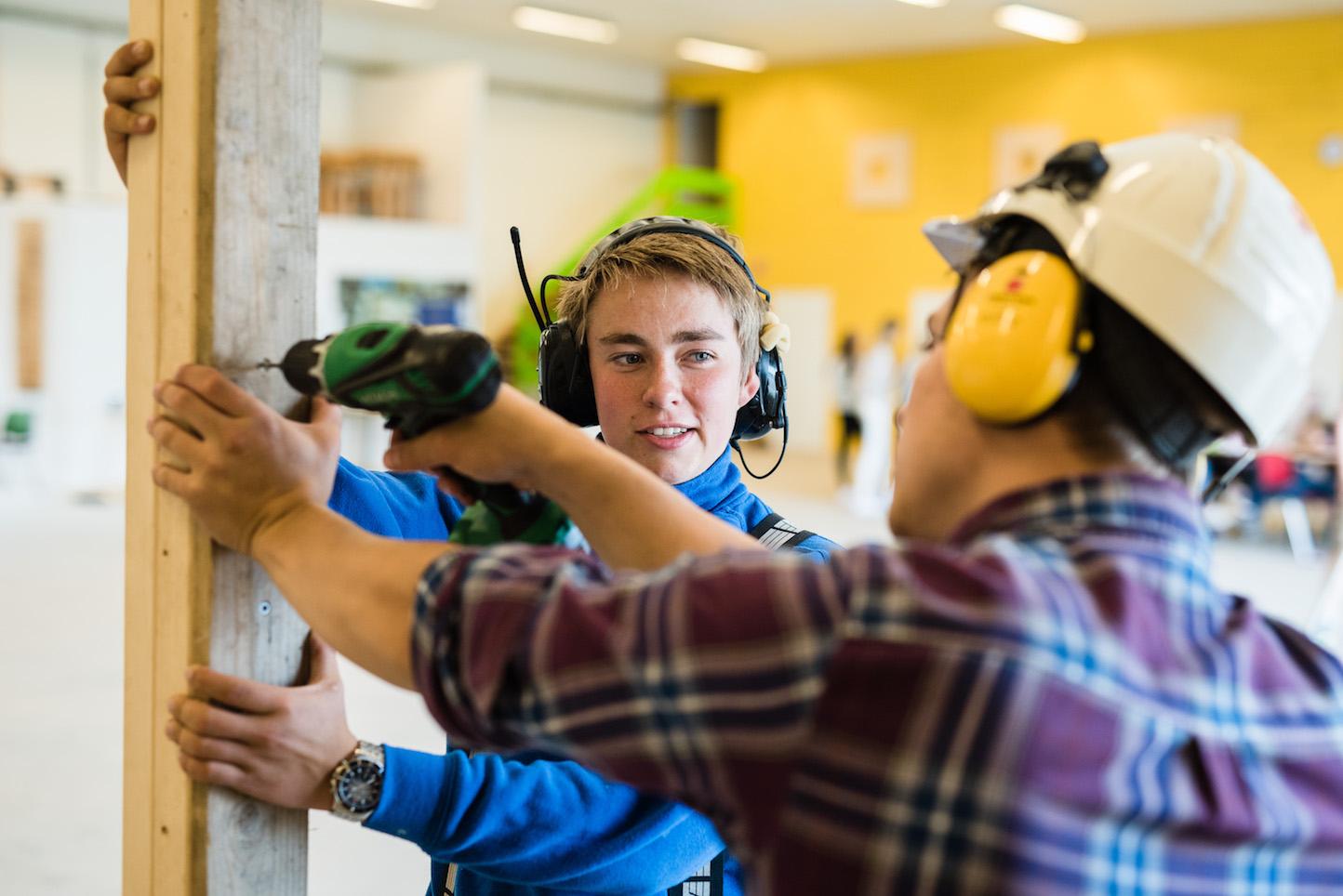 Bygg og anlegg i sosiale omgivelser